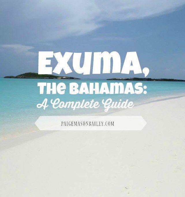 Exuma, Bahamas Travel Guide