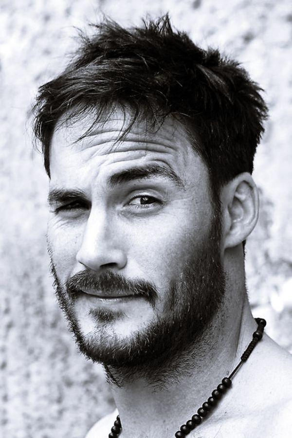 40 Echte Bart Stile Für Runde Gesicht Männer Styles Pinterest