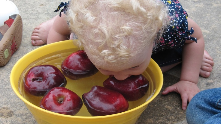 Saucier Than Ever: Party for a Princess: Part 2 Bobbing for Snow White's Poison Apples #princessparty