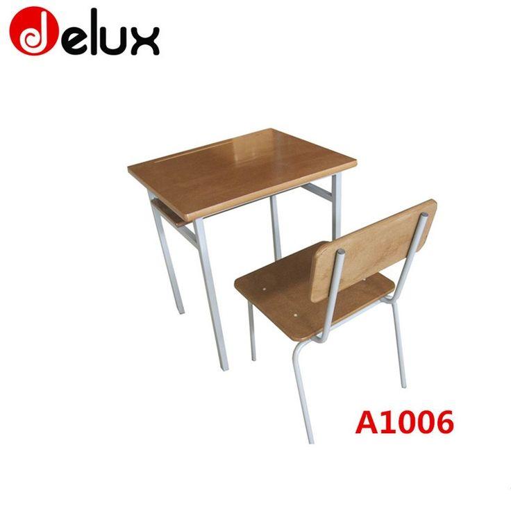 A1006 school chair Durable MDF Study Table School Furniture Desk