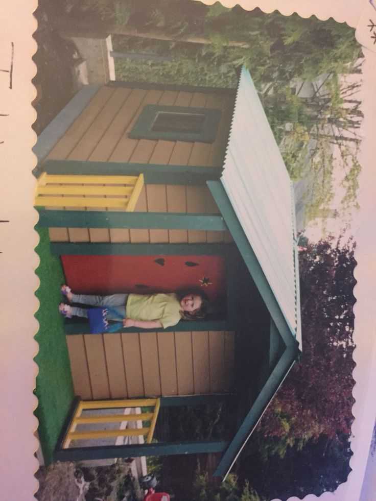 Getting first playhouse at 3