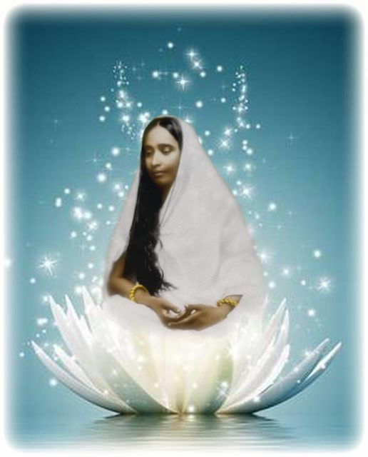 holymother saradadevi