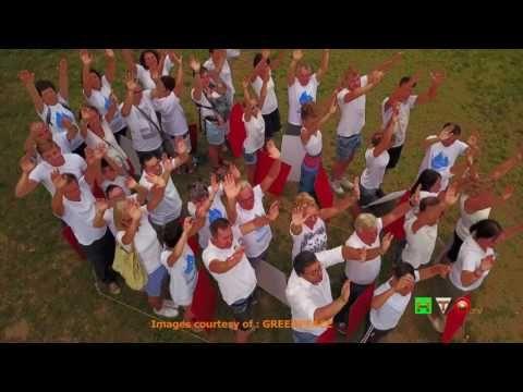 Greenpeace ed i cittadini del Veneto chiedono di fermare gli scarichi di...