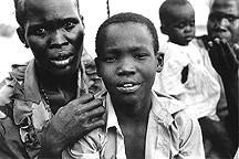 The lost boys of the Sudan.  Another example why TPS - and more humanitarian programs - are necessary.