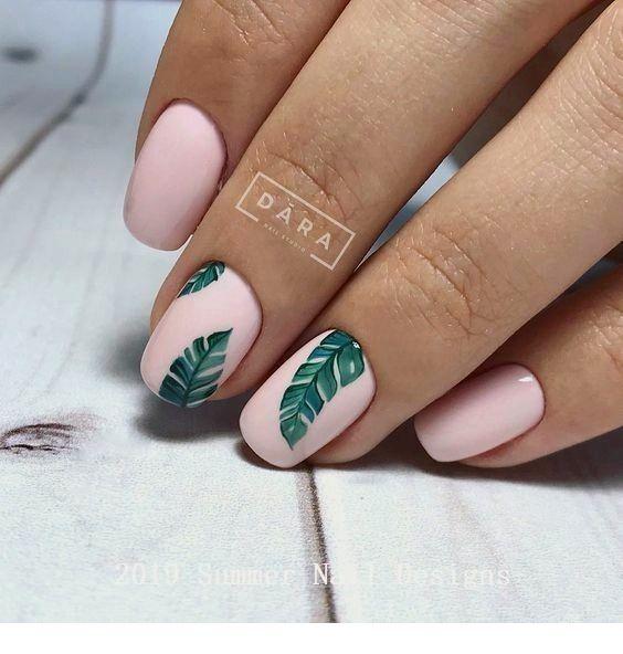 Coole Sommer-Nagelkunst – Nail Art Designs