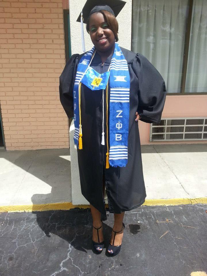 Benita E. Jackson Iota Gamma chapter Alpha Kappa Mu National Honor Society Cum Laude Rust College in Holly Springs, MS Congratulations, Soror! #2013