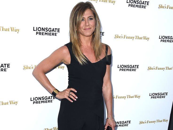 Jennifer Aniston Has the Most Gorgeous Wedding Ring -- See the Pic! | Photo by: Getty Images | TheKnot.com