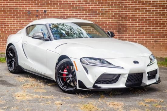 "New Toyota Supra as ""occasion"" is a fact"
