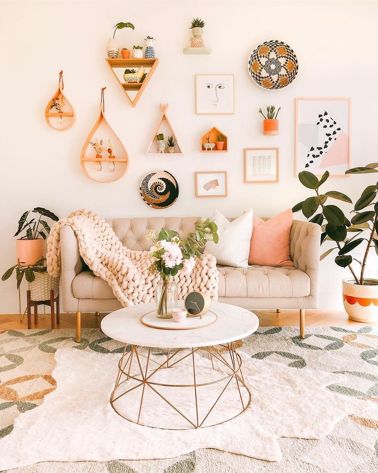 10 Decor Color Palettes We're Loving for 2019