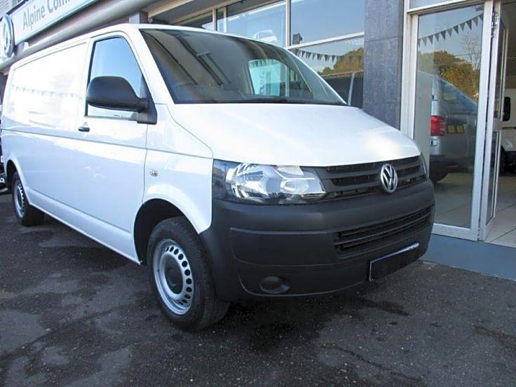 2015 Volkswagen Transporter T5 2.0 Tdi Lwb 75kw Fc Pv  Kwazulu Natal Pinetown_0