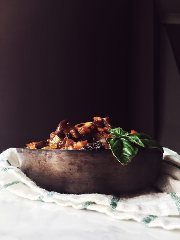 287 best italian food images on pinterest best italian recipes early fall recipes the authentic italian caponata recipe get the sicilian eggplant caponata and forumfinder Images