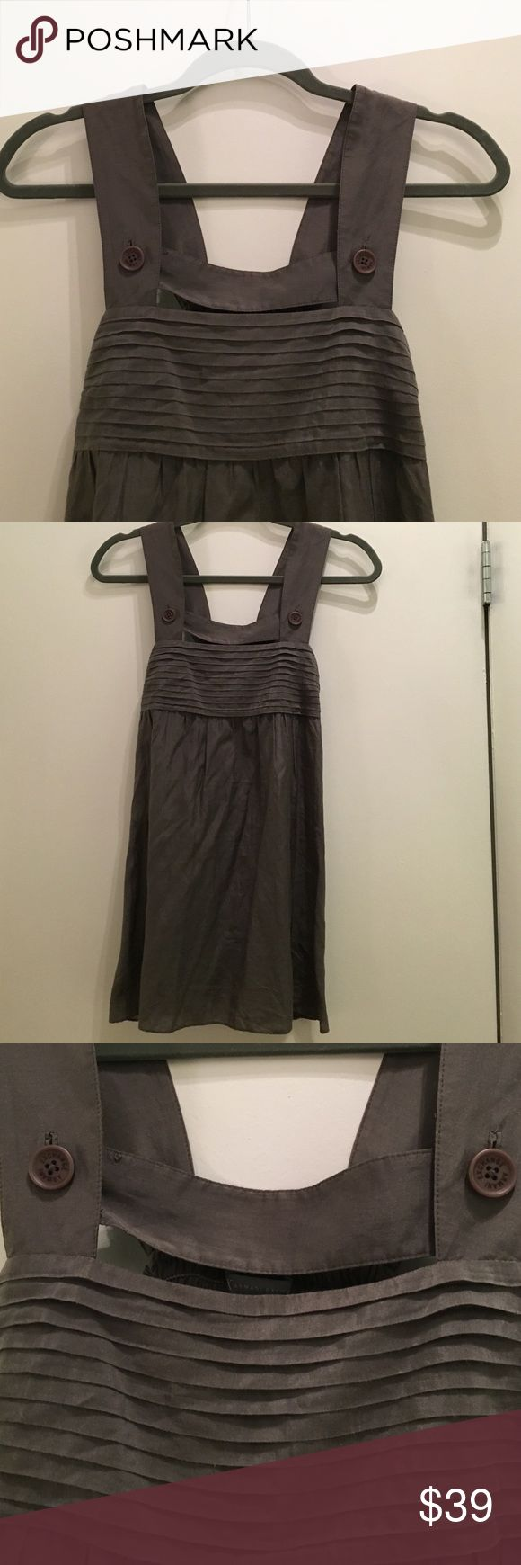 🔥ARMANI EXCHANGE party top! Never worn! Flowy Armani Exchange top with subtle slit at chest, long and flowy and can easily be worn with jeans, leggings, or shorts. Similar to styles at Zara and j crew! Armani Exchange Tops Tank Tops