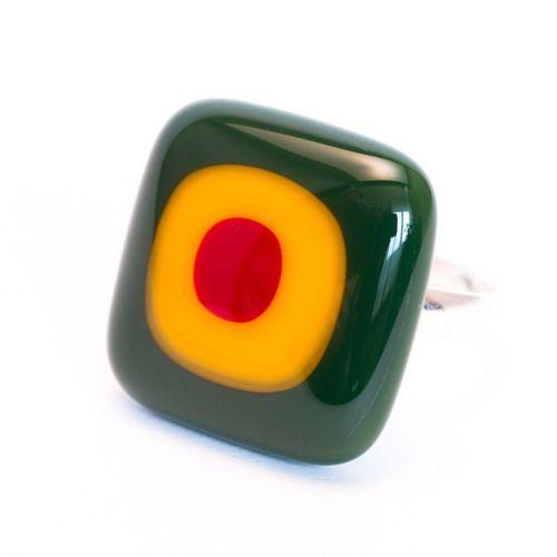 N°6 FUNKY COLOR gyűrű