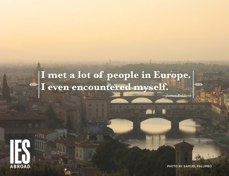 how to encourage myself study abroad