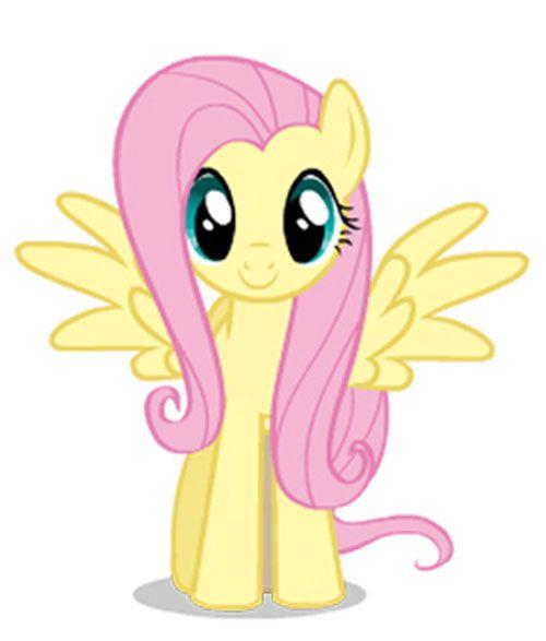 Fluttershy. My 3rd fave pony. :3
