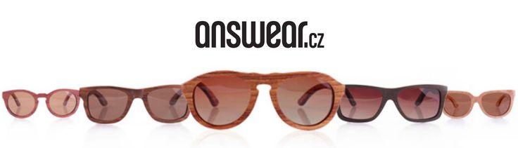 http://1url.cz/TaGa Máte rádi slunce? Na ochranu kůže se doporučuje krém. Na oči bychom vám předepsali brýle z Answear.cz