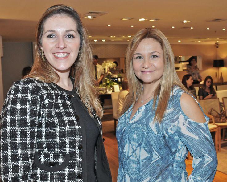 Cleusa Donella e Cristina Amaral www.brentwood.com.br