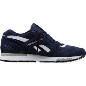 Sneakers Running REEBOK GL 6000 Marine Blanc