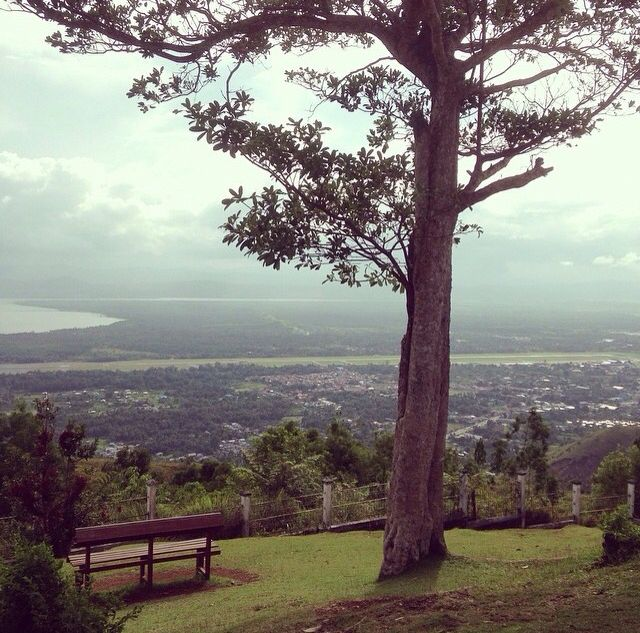 #Papua #Indonesia #Realm #PartOf #Sentani #Lake #SentaniDistrict #View #From #MacArthur's #Monument.