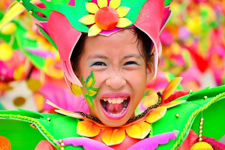 Pintaflores Festival Street Dancer by Wilfredo Lumagbas Jr., via 500px