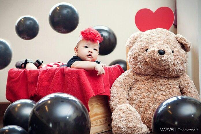 #baby #photo #idea #bear