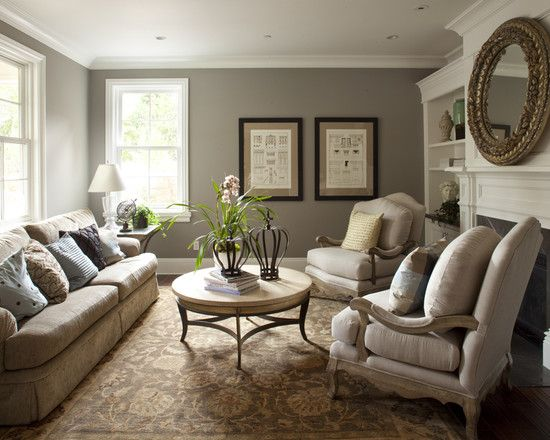living room color edgecomb gray i like the sofa with 2 chairs big - Color Of Living Room 2