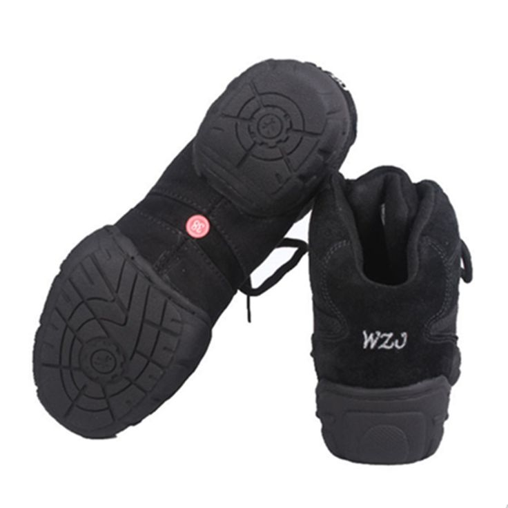 Balck Breathable Canvas Jazz Dance Shoes Dance Sneakers Woman Fittness Zapatilla De Deporte Free Shipping