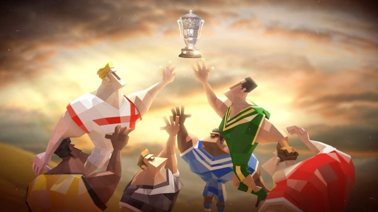 BBC Sport - Rugby League World Cup 2013. Following on from the success of the  Rugby League Challenge Cup ad we created, we were asked to cr...