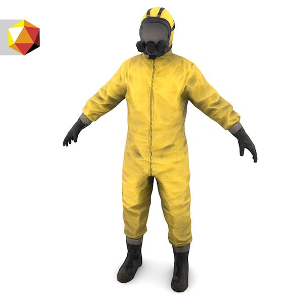Bio Suit Hazmat Worker Safety Clothing Hazmat Suit Suits