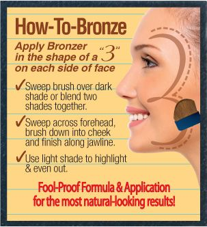 How to Bronze: Physicians Formula