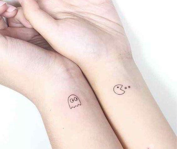 Tatuagens Pequenas: 75 Ideias para Inspirar Sua Próxima Tattoo! | Tatuagem casal, Tatuagem, Tatuagem de namorados