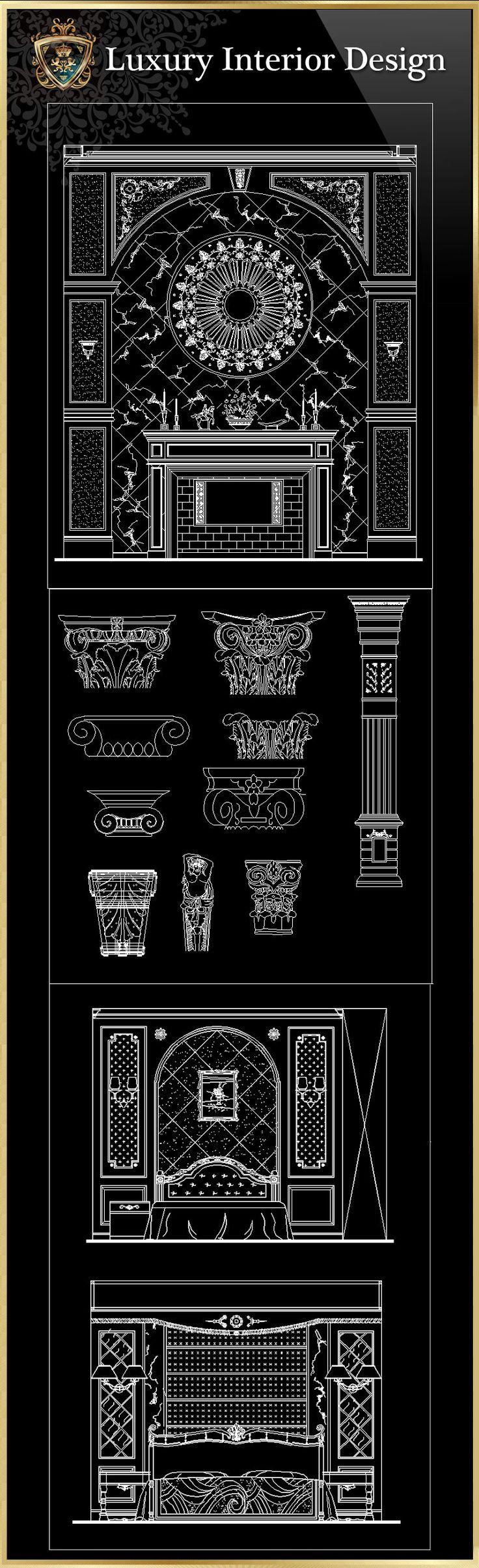 98 best interior design cad block free download autocad for Interior design drawings free download