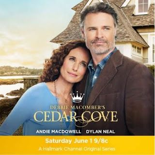 Cedar Cove series She would enjoy this new series as well as the books by Debbie Macomber, just like I do!