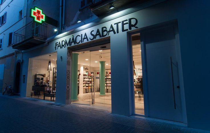 Farmacia Sabater www.itssingular.com