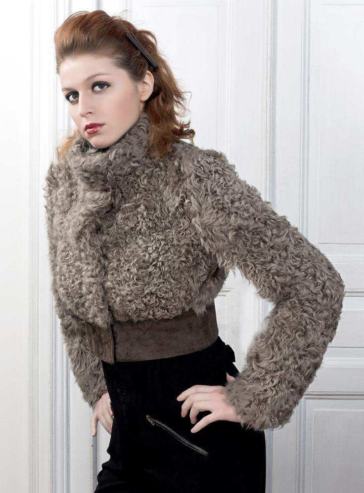 Pellicceria Borello Torino #fur #pelliccia #fourrure #jacket #fashion #leather