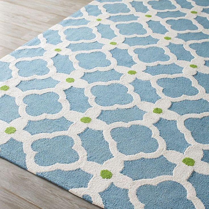 Lily Lattice Rug / Rug Comfort Grip