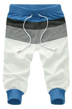 Sapphire Elastic Ribbed Mens Jogger Shorts: really don't care if theese were mens I would totally buy theese and hook em up with some gladiator sandals