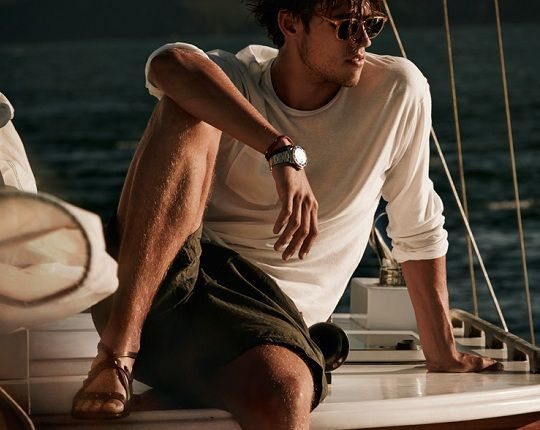 Τι να φορέσεις αν (λέμε, αν) βρεθείς σε βάρκα φέτος - Dress Code - STYLE   oneman.gr