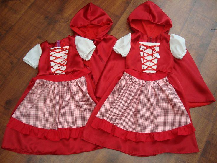 Patron robe chaperon rouge