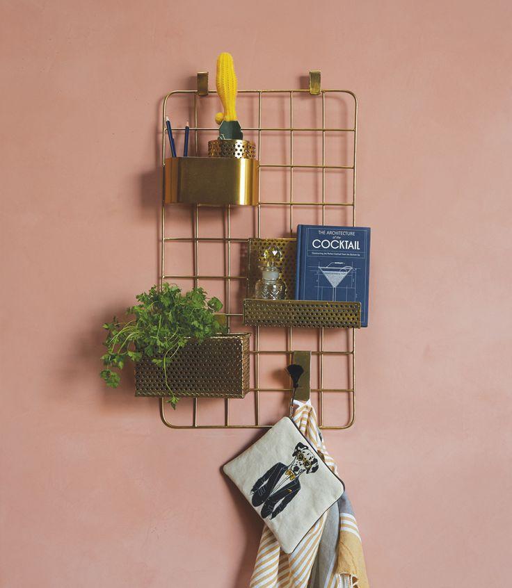 A.U Maison SS17. #aumaison #interior #homedecor #styling #danishdesign #office #walldecor #board #storage