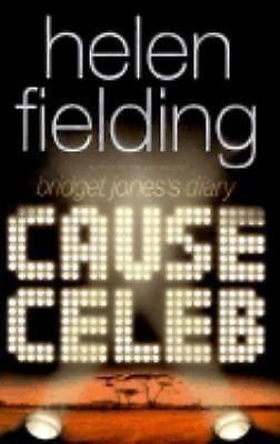 Cause Celeb by Helen Fielding (1994, Hardcover)