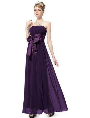 Ever-PrettyHE09060PP12,PURPurpleパープル紫,10US,EverPrettyChiffonWomenPartyDressForparty09060レディース\ドレス\ウェディングドレス