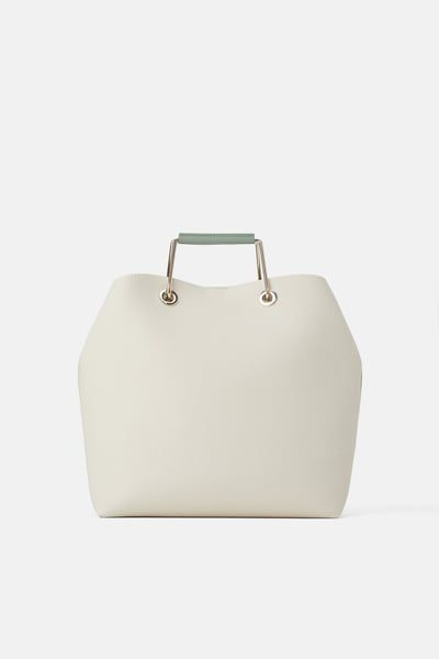 faa826cc12 Women's Bags   New Collection Online   ZARA Spain   Office wear in ...