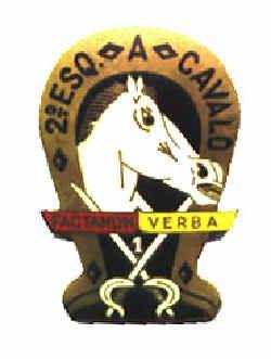 2º Esquadrão a Cavalo Angola