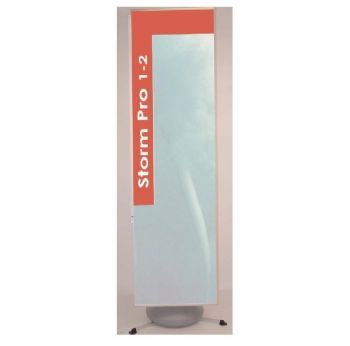 #Storm #Pro 1-2 #Outdoor #Stand from Mega Digital Imaging  The Storm Pro portable sign system is particularly suited to outdoor advertising.The base can be filled with water for stability and the telescopic pole and rotational graphic hub provides the flexibility needed to handle outdoor events. Product details at:- http://www.megaimaging.com/Blog/Storm+Pro+1-2+Outdoor+Stand#tab-description  Contact us through:- Email: info@megaimaging.com Tel: 905-501-1933 or 416-844-5152