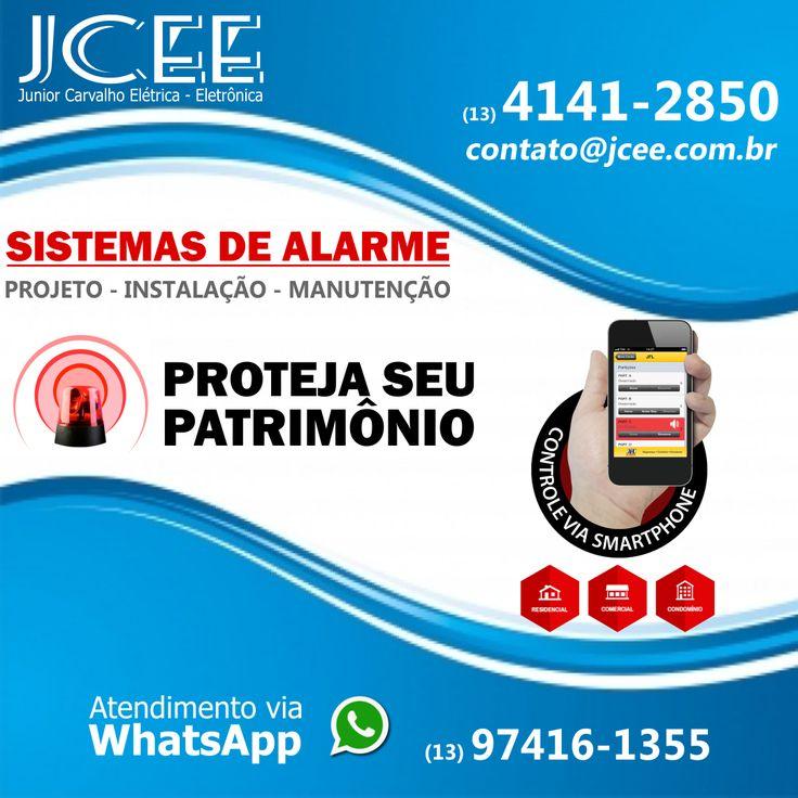 Sistemas de Alarme