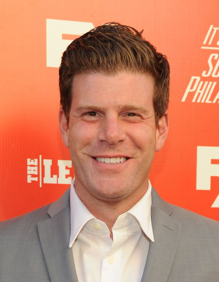 Stephen Rannazzisi arrives at the launch party for the new FXX Network.