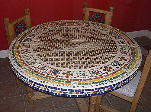 17 mejores imágenes sobre tiled tables and mirrors en pinterest ...