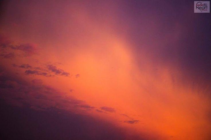 Burning Sky...