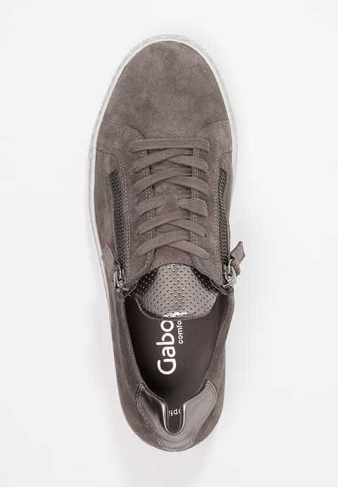 Gabor Trainers - wallaby/argento for £99.99 (14/07/17) with free delivery at Zalando